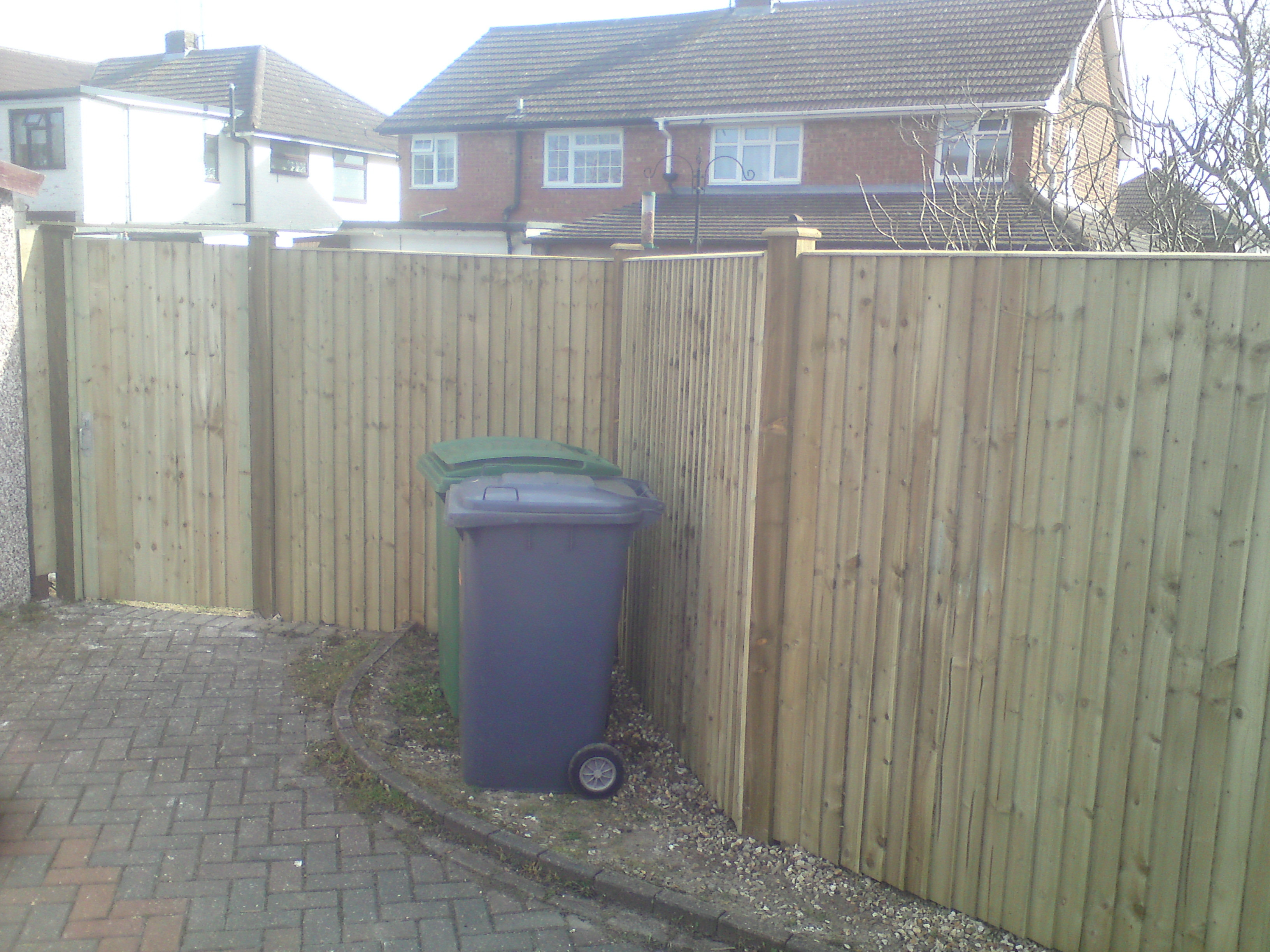 The Requirement Privacy And Bin Storage Quality